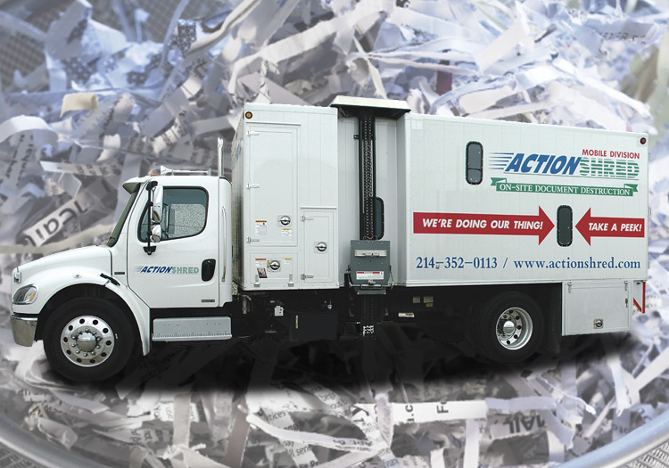 Home Shredding Services