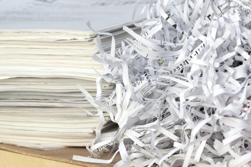Shredding services action shred of texas for Document shredding drop off sites